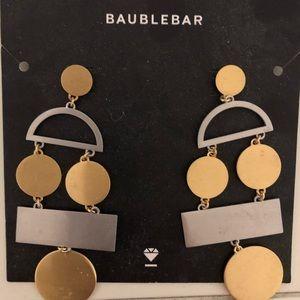 Bauble Bar earrings. Never worn.